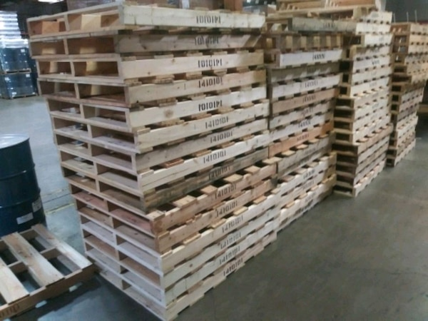 BRAND NEW PALLETS MUST SEE!!