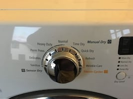 Electric Washer and Dryer set