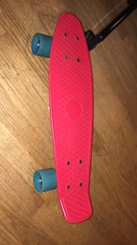 Red and blue Penny board Bethesda, 20816