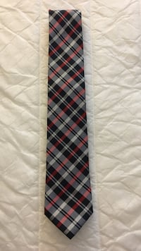 red, black, and white plaid textile Tampa, 33606