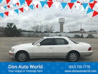 1994 Lexus LS 400 Base 4dr Sedan Houston