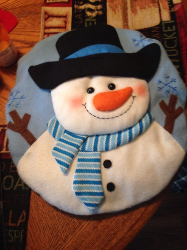 Miraculous Snowman Toilet Seat Cover Pabps2019 Chair Design Images Pabps2019Com