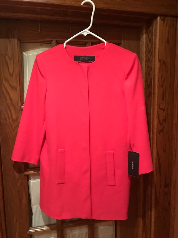 coat brand new with tags size medium