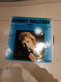 Johnny Hallyday volume 5 album vinyle Gouvieux, 60270