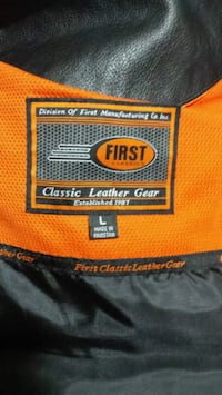 Leather vest Barrie, L4N 1C8