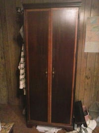 brown wooden wardrobe  Bluffton, 29910