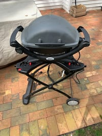 Weber Q 1400 electric grill Falls Church, 22042