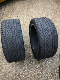2 continental extreme contact tires Albany, 31721
