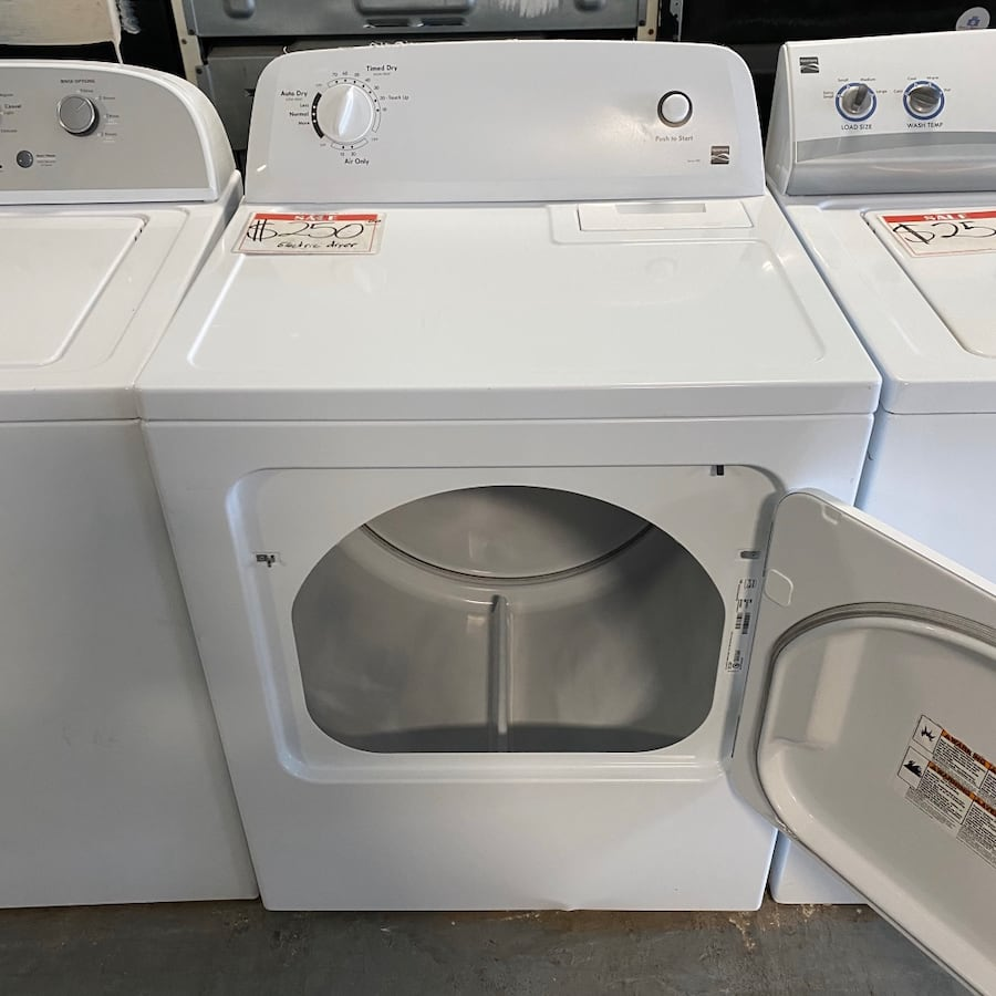 Kenmore Electric Dryer *Used* 6e516136-df7d-4340-a8b6-a1bd2e5009ff