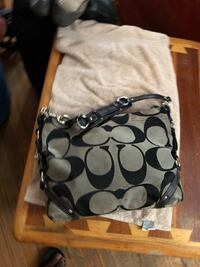 Black and gray Coach Bag Seat Pleasant, 20743