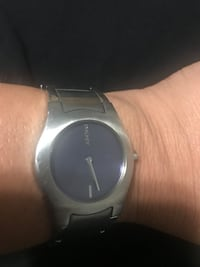 Women's DKNY watch with lavender face Atwater, 95301