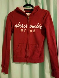Abercrombie and Fitch zip up Trevor, 53179