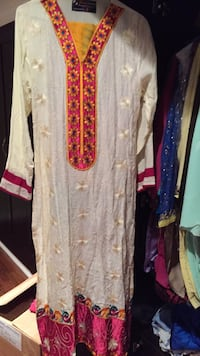 Indian Pakistani suit cotton  Toronto, M1W 1H2
