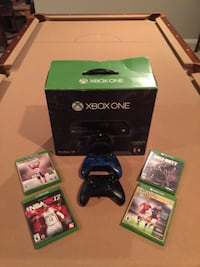 XBOX ONE PACKAGE