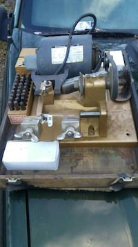 gray and black bench grinder Petoskey, 49770