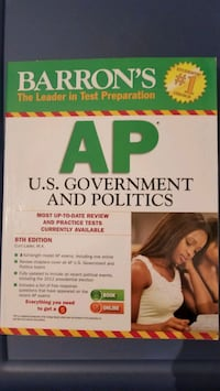AP US Government and Politics Poolesville, 20837