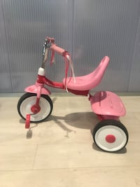 toddler's pink and red trike Washington, 20002