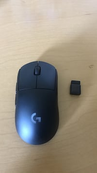 Logitec G PRO Wireless (Great Condition)