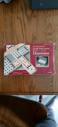 Cardinal Premier Edition Double Twelve Dominoes Mississauga, L5R 2A4