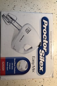 Hand mixer, like new Warwick, 02886