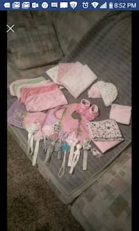 baby's assorted clothes screenshot Lubbock, 79411