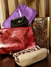 Clutch and Cosmetic Bag Lot Shelbyville, 40065