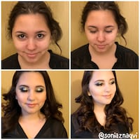 Hair & Makeup service for all Mississauga, L5B 3Y3