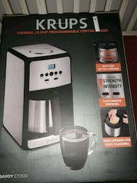 Krups coffee maker Catasauqua, 18032