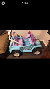 Fisher Price Frozen Jeep Des Moines, 50309