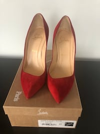 Christian Louboutin- Red Bottoms  Toronto