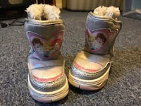 Toddler Girls Disney Princess Winter Boots Erie, 16504
