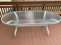 Outdoor Patio Dining Table Silver Spring, 20906