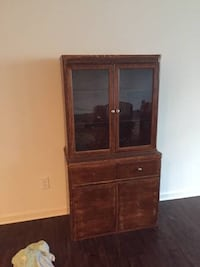 brown wooden cabinet with mirror Lexington, 40504