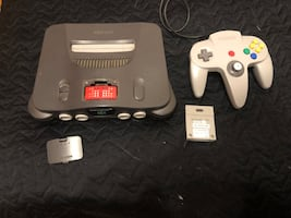 Nintendo 64 All included