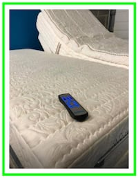 8 Compatible Twin XL Mattresses & Split King Adjustable  Base Manassas