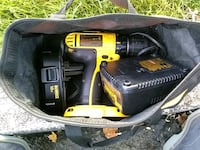 DeWalt 18v. With charger and 1- batt.20.00$ Hillsboro, 97123