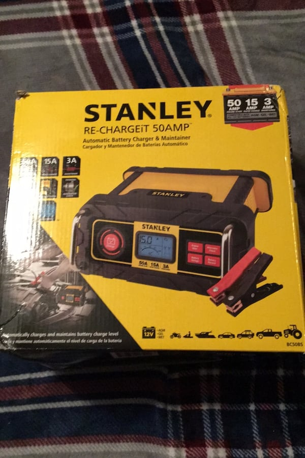 Used Stanley Charger For Sale In Liberty