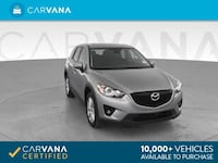 2015 Mazda CX5 suv Grand Touring Sport Utility 4D Silver Brentwood