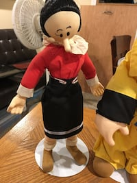 3 Vintage Popeye Figures  Center Moriches, 11934