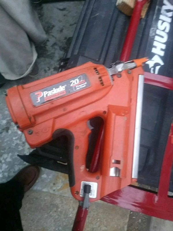Used Red And Black Milwaukee Cordless Power Tool For Sale In