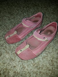Diesel Mary Jane Velcro strap shoes