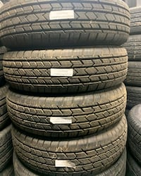 USED COOPER EVOLUTION TIRES SIZE: 225/75R16 PRICE: $250/SET INSTALLATI Perth Amboy, 08861