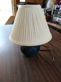 Small Table Lamp with Shade Clawson