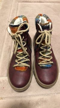 Reiker hiking boots