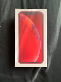 Red Iphone XR 256 GB Bowie