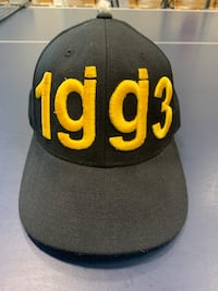 Fitted Glassjaw Hat Size 7