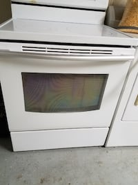 LG electric oven/stove