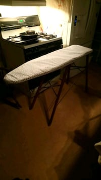 Antique ironing board London, N5W 4C1