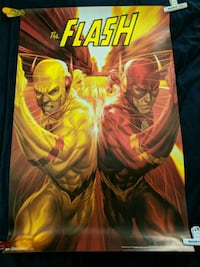 The Flash & Reverse Flash poster