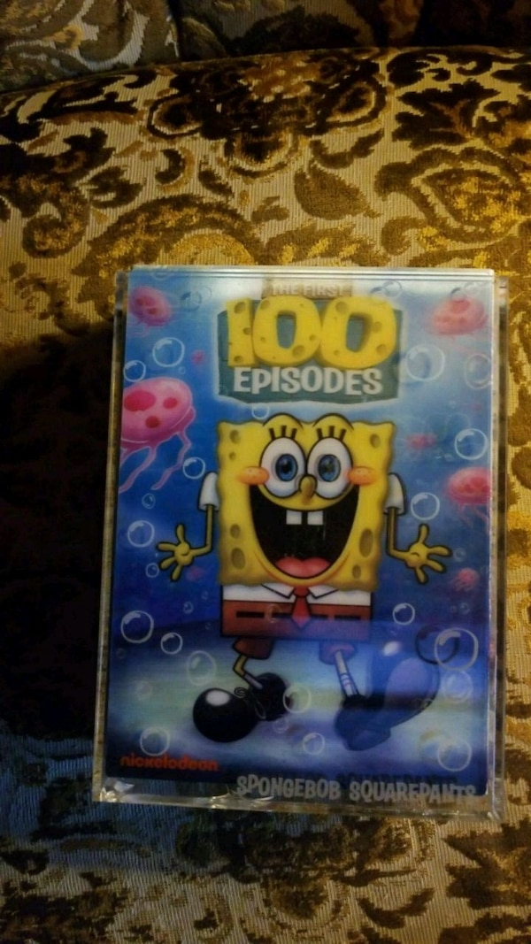 Spongebob Sqaurepants The First 100 Episodes 62a943b9-c748-48a1-8258-a0faac2834a8